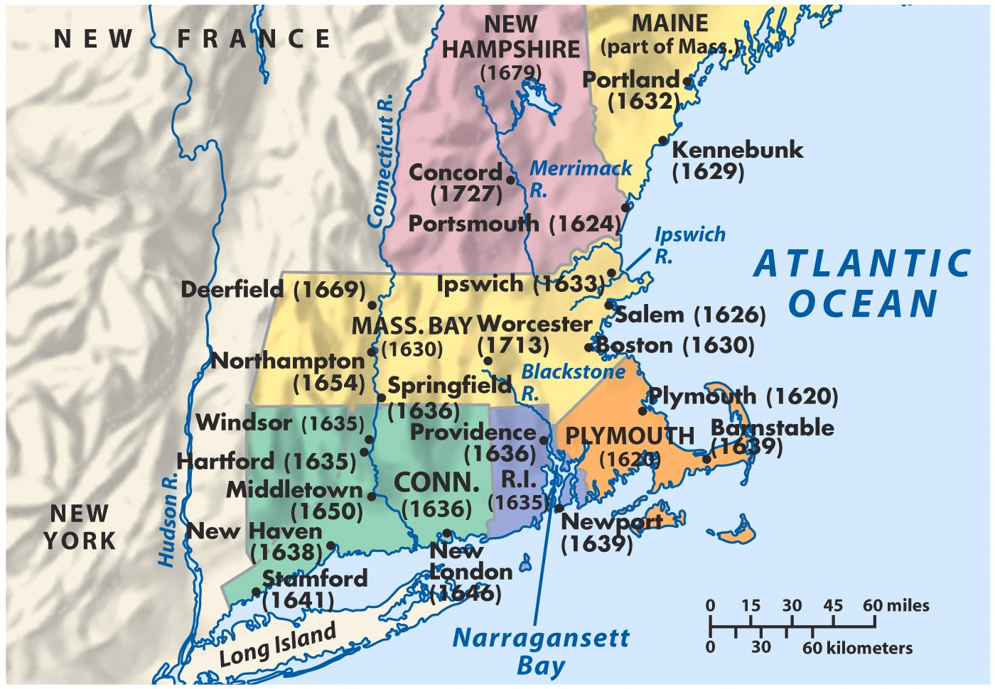 Download this New England Colonies... picture
